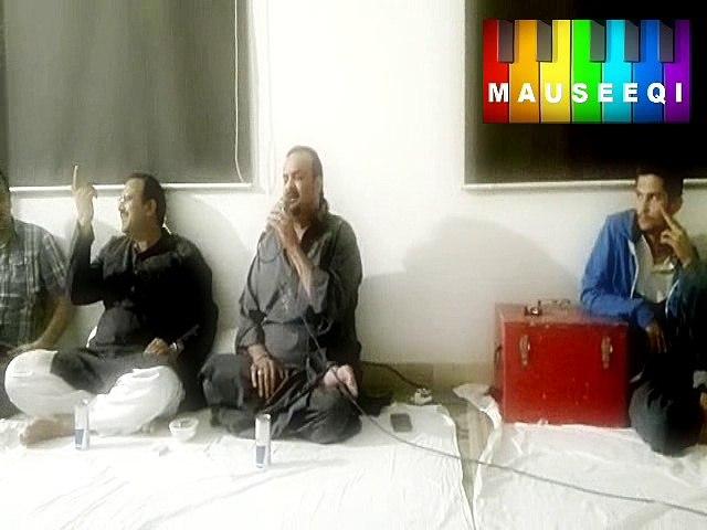 Amjad Sabri Version of Meray Naina Sawan Bhaadon