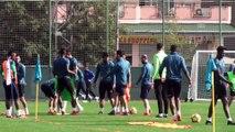 Aytemiz Alanyaspor, Fenerbahçe maçından umutlu - ANTALYA