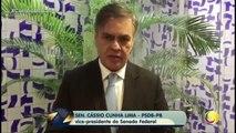 Correio Debate - Projeto de lei de senador paraibano reverte para fundo nacional da saúde todos os bens aprendidos em crimes contra o patrimônio público e até mesmo por tráfico de drogas