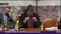 Intervention d'Eric Ciotti sur la proposition de loi permettant une bonne application du régime d'asile européen