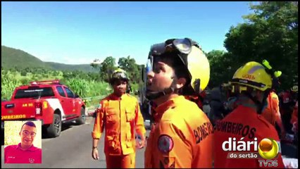 Vídeo mostra resgate das vítimas minutos após o acidente com ônibus da Guanabara. Assista!