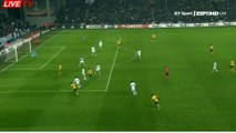 Kevin Gameiro Goal - FC Copenhagen 1 - 2 Atl. Madrid 15-02-2018