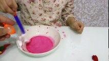 MİNİ BALONDAN NE ÇIKARSA SLİME  Making Slime With Mini Ballons - DIY Miniatures Ballon