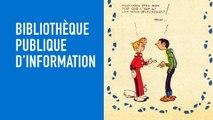 Bande-annonce de l'exposition Gaston au-delà de Lagaffe