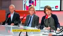 Pierre Moscovici sur la possible candidature d'Angela Merkel