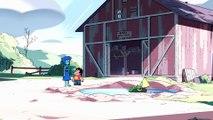 Steven Universe | Peridot Shows Lapis Her Sweet | Barn Mates | Cartoon Network