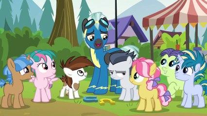 My Little Pony Temporada 7 Capitulo 21 El Campamento Cutie Mark Español Latino 1080p