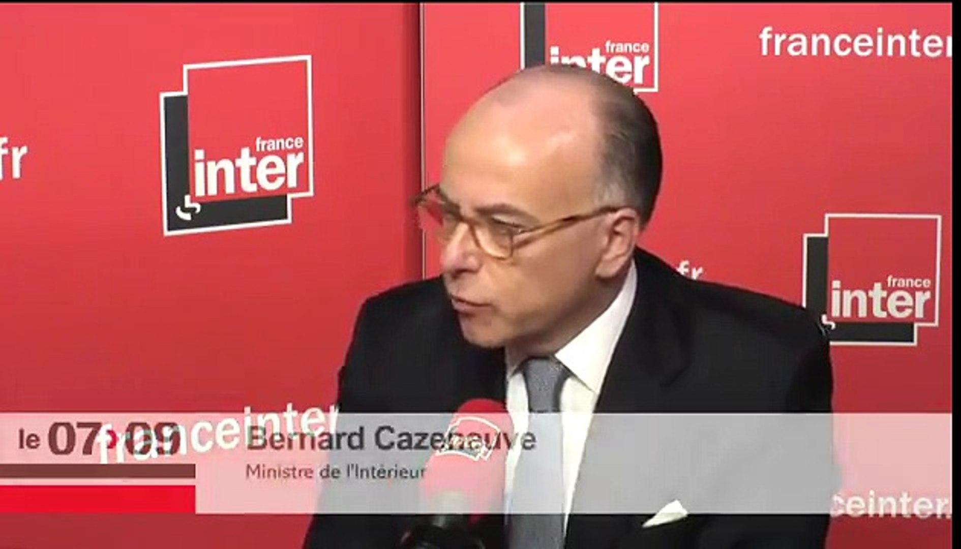 Bernard Cazeneuve :