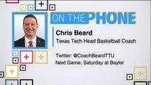 Tiki and Tierney: Chris Beard talks Texas Tech basketball