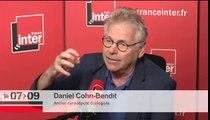"""Daniel Cohn-Bendit: """"On est obligés de faire une stratégie pédagogique de l'Europe pour les nuls"""""""