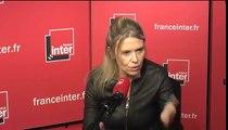"""Aude Lancelin : """"Il n'est pas admissible que des purges puissent exister dans notre pays"""""""