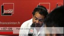 Roland Garros sous la pluie : Florent Manaudou prêt à ramasser les balles, Le Billet de Charline
