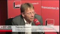 """Thomas Maissen : """"Verdun est éclipsé de la mémoire allemande par la Seconde Guerre mondiale"""""""