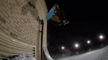 Raw & Uncut Snowboarding   Anto Chamberland   DC Shoes