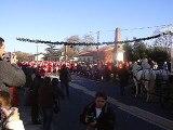 course des Peres Noels 2005