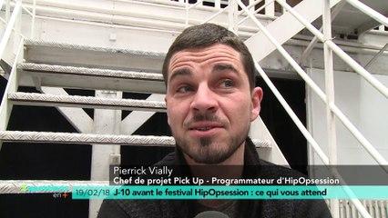 3 questions en plus : le festival HipOpsession