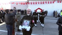 Şehitler Ali Akçal ile Esat Ertaş için askeri tören düzenlendi - ŞANLIURFA