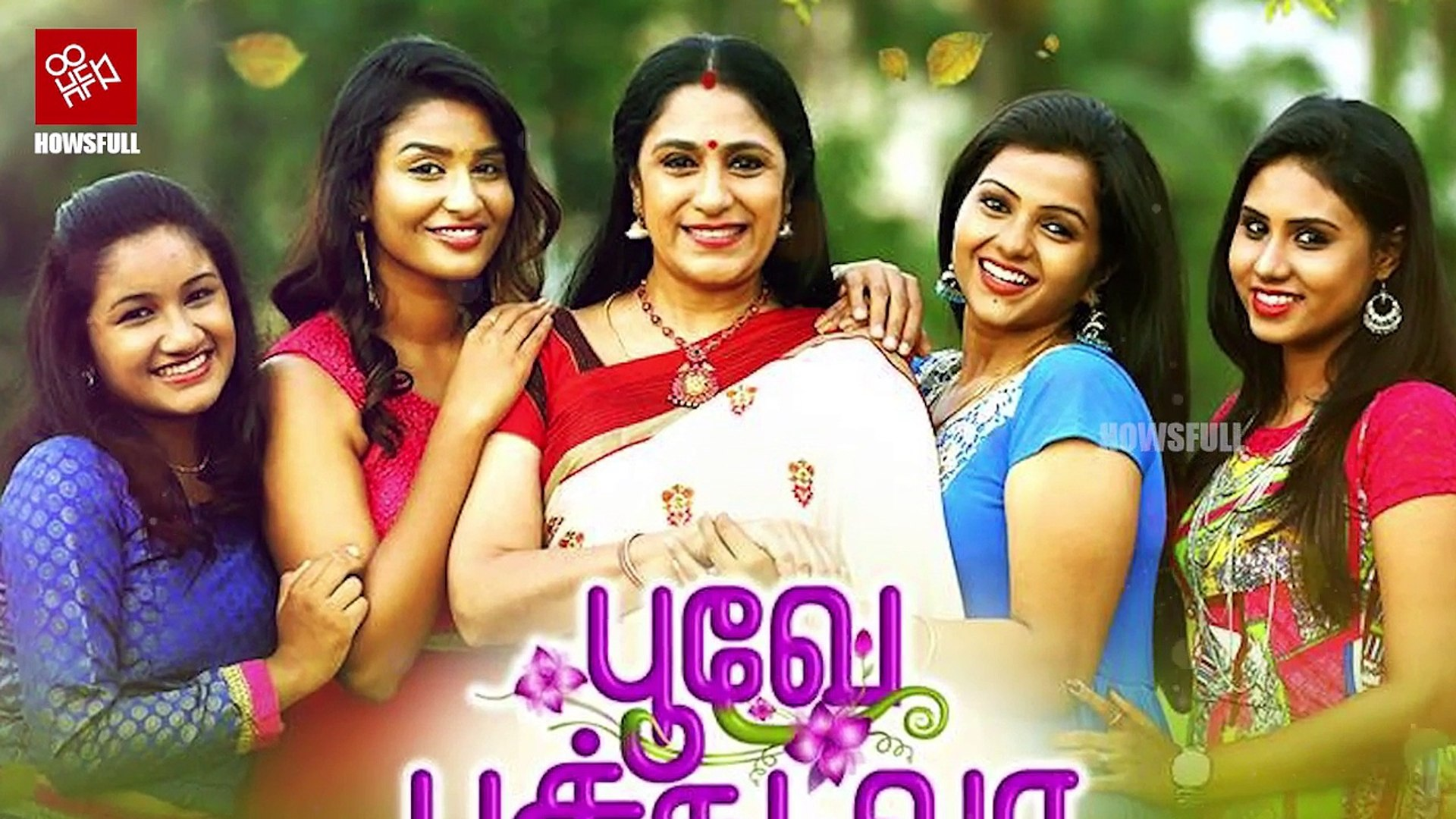 Subathra's master plan against Nithya   Poove Poochudava serial, Zee Tamil