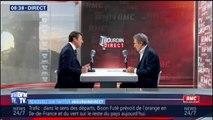 """Plaintes contre Gérald Darmanin: Christian Estrosi n'est """"pas favorable"""" à sa démission"""