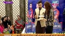 Salam Zindagi With Faysal Qureshi - Amna Malik & Chef Amir Iqbal - 16th February 2018