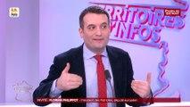 Best of Territoires d'Infos - Invité politique : Florian Philippot (16/02/18)
