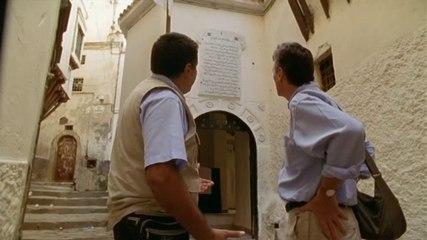 L'acteur Michael Palin à Alger et visite la Casbah - الممثل ميشال بالان في زيارة القصبة