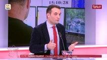 Le rapport Spinetta « vise à tuer le service public ferroviaire », selon Florian Philippot