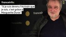 """Denis Robert :""""Si je suis devenu l'écrivain que je suis, c'est grâce à  Marguerite Duras"""""""
