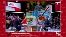 La grosse gaffe de Anne-Elisabeth Lemoine face à Nicolas Sarkozy - ZAPPING TÉLÉ DU 16/12/2018