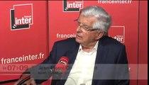 """Jean-Pierre Chevènement : """"La Fondation va aider des projets éducatifs culturels, sociaux"""""""