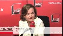 """Nathalie Loiseau : """"Les enfants des patrons du CAC40 ne sont pas chez moi"""""""