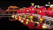 Nouvel An chinois : des centaines de millions de Chinois préparent l'événement