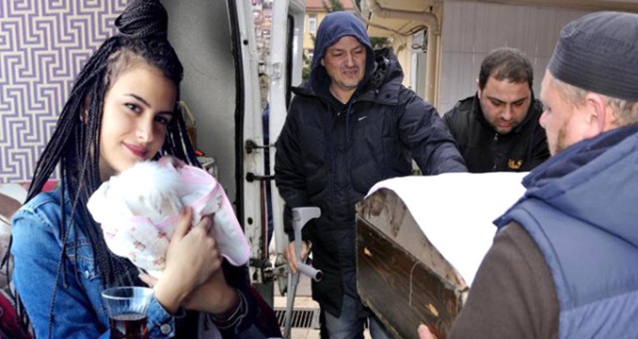 Son Yolculuğuna Beşiktaş Formasıyla Uğurlanan Ecem'in Babası: Kızımı Diri Diri Gömdüler