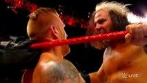 Matt Hardy vs Heath Slater full match wwe monday night raw January 15 2018