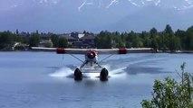 Un hydravion se rate au décollage et s'écrase quelques secondes plus tard