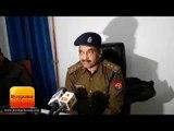 उत्तर प्रदेश समाचार    पुलिस से मुठभेड़ में शातिर बदमाश गिरफ्तार