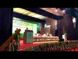 राष्ट्रपति रामनाथ कोविंद ने कहा, जवान देश के लिए कुर्बानी दे रहा है और किसान बहा रहा है पसीना