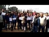 हरिद्वार में रेलवे ओवर ब्रिज निर्माण में देरी पर भड़के व्यापारी