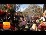 बाराकोट के बैड़ा गांव में ऐड़ी के देव डंगरियों ने भक्तों को दिया आशीर्वाद