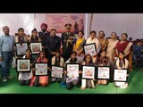 आईएमए देहरादून में वीर सैनिकों की मेधावी बेटियों का सम्मान