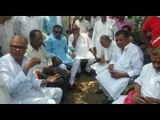 MLA and MP arguing in Aurangabad