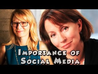 Katie Jacobs & Sarah Sands on The Importance of Social Media