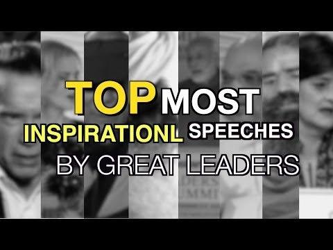 Most Inspiring Speeches    Motivational Speeches    Most Epic Speeches Ever