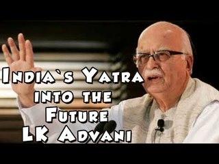 India`s Yatra into the Future - LK Advani