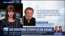 """Héritage Johnny: Sylvie Vartan se dit """"consternée"""" par les """"fausses informations"""" sur son fils"""