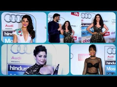 HT Most Stylish 2016 Delhi ● Full Show ● Amitabh Bachchan ● Akshay Kumar ● Aishwarya Rai