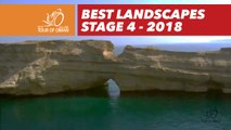 Best landscapes - Stage 4 - Tour of Oman 2018