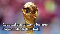 Palmarès des nations à la Coupe du monde de football