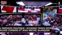 L'Emission Politique : échange tendu entre Alexis Corbière et Jean-Michel Blanquer (vidéo)