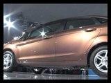 Auto Expo 2014   Ford launches Fiesta and Figo concept car